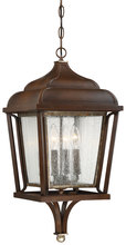 Minka-Lavery 72544-593 - 4 Light Chain Hung Lantern