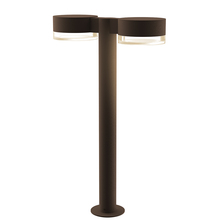 "Sonneman 7307.PC.FH.72-WL - 22"" LED Double Bollard"
