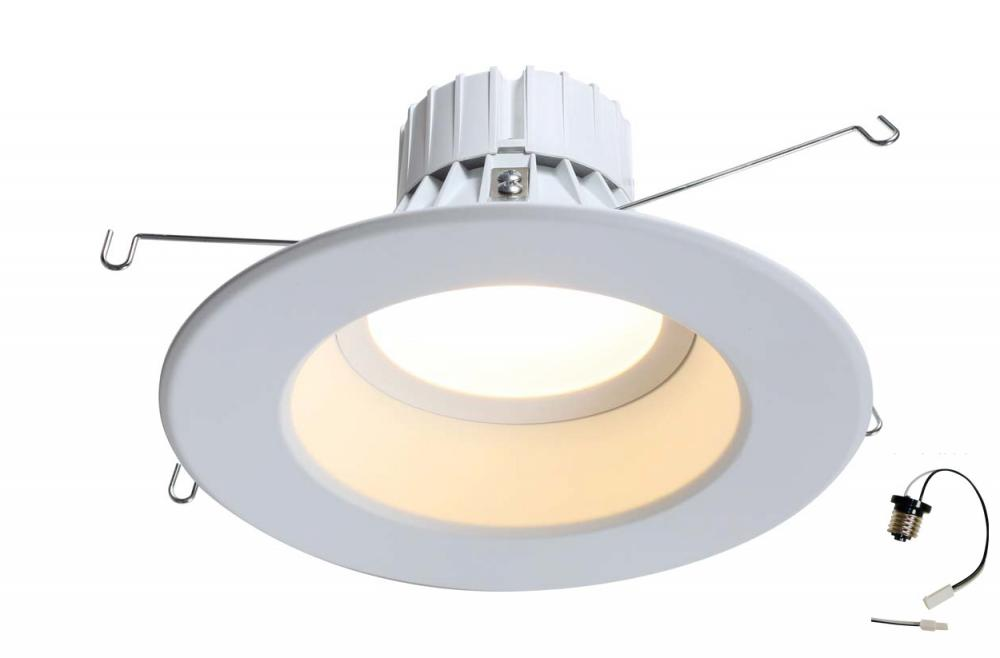 Led recessed light trim for 5 or 6 recessed cans v8619 6 led recessed light trim for 5 or 6 recessed cans aloadofball Image collections