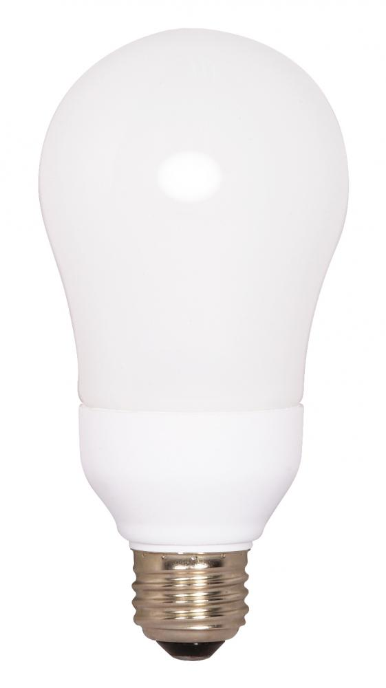 15 Watt Compact Fluorescent Type A Lamp