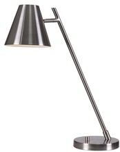 Kenroy Home 32472BS - Delaney Table Lamp