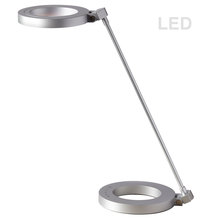 Dainolite DLED-202T-SV - LED Desk Lamp, SV