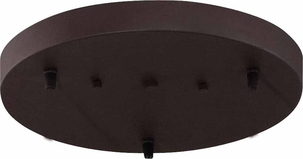 Antique Bronze 3 Light Conversion Pendant Ceiling Canopy : V0170-79 ...