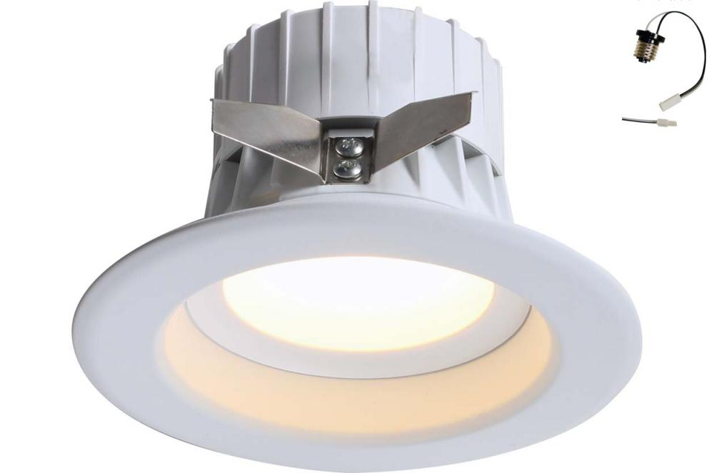 Led Recessed Light Trim For 3 Or 4 Cans