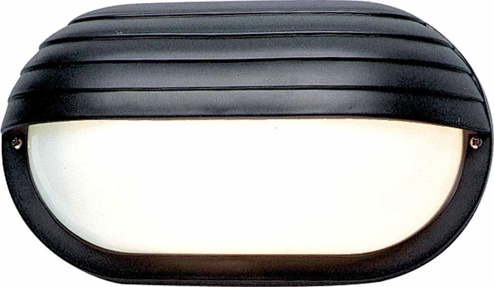 1 Light Black Outdoor Wall Mounted Light Fixture V8853 5 Lighting Depot