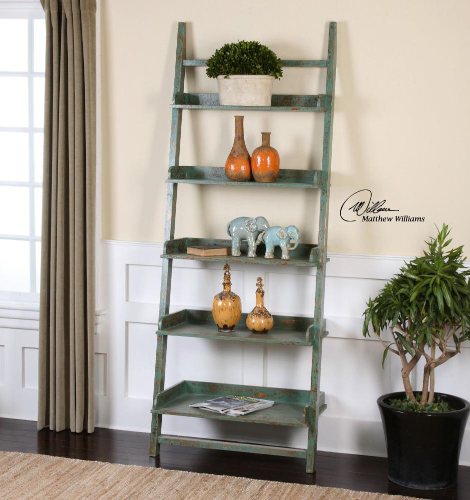 Norvin Etagere Bookshelf 24417 Lighting Depot